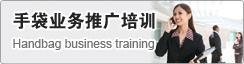 手袋业务推广培训